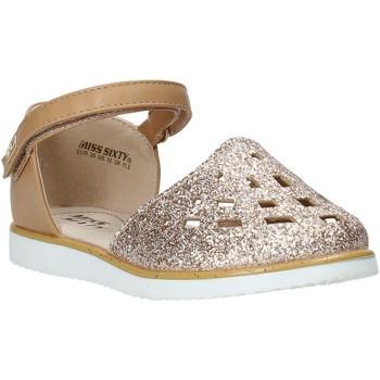 Chaussures Fille Sandales et Nu-pieds Miss Sixty S20-SMS763 Marron