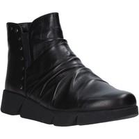 Chaussures Femme Bottines The Flexx E1549_16 Noir