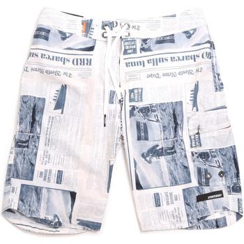 Vêtements Homme Maillots / Shorts de bain Rrd - Roberto Ricci Designs 18328 Gris