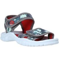 Chaussures Enfant Sandales et Nu-pieds Grunland PS0061 Vert