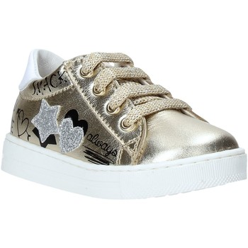 Chaussures Fille Baskets basses Falcotto 2014628 02 Or