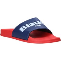 Chaussures Homme Claquettes Blauer S0BAY02/PUC Rouge