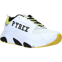 Chaussures Homme Baskets basses Pyrex PY020206 Blanc