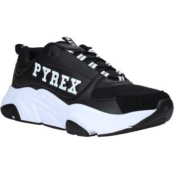 Chaussures Homme Baskets basses Pyrex PY020206 Noir