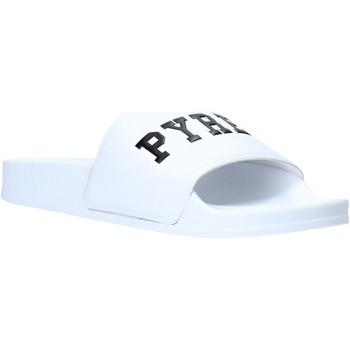Chaussures Femme Claquettes Pyrex PY020169 Blanc