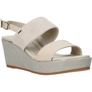 Chaussures Femme Sandales et Nu-pieds Valleverde 32212 Beige