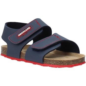 Chaussures Enfant Voir toutes les ventes privées Grunland SB0802 Bleu
