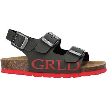 Chaussures Enfant Sandales et Nu-pieds Grunland SB1516 Vert