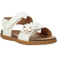 Chaussures Fille Sandales et Nu-pieds Grunland SB1564 Blanc