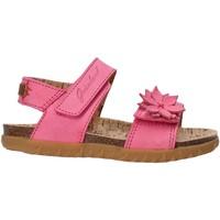 Chaussures Fille Sandales et Nu-pieds Grunland SB1564 Rose