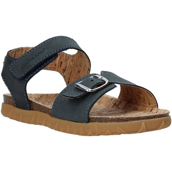 Chaussures Enfant Sandales et Nu-pieds Grunland SB1565 Bleu