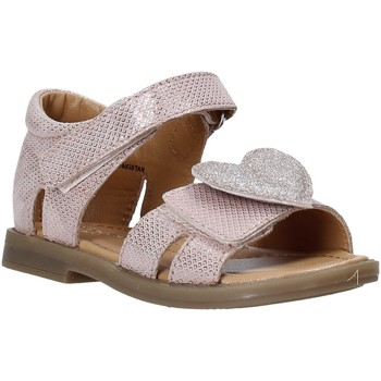Chaussures Fille Sandales et Nu-pieds Grunland PS0064 Rose