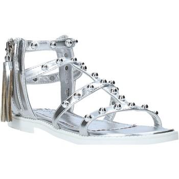 Chaussures Fille Sandales et Nu-pieds Joli JT0080S Argent