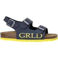 Chaussures Enfant Sandales et Nu-pieds Grunland SB1516 Bleu