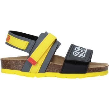 Chaussures Enfant Sandales et Nu-pieds Grunland SB1517 Gris