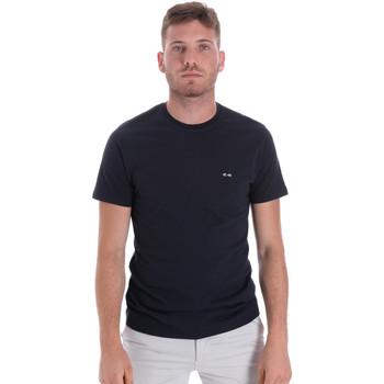 Vêtements Homme T-shirts manches courtes Les Copains 9U9011 Bleu