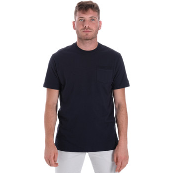 Vêtements Homme T-shirts manches courtes Les Copains 9U9010 Bleu