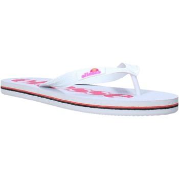 Chaussures Femme Tongs Ellesse OS EL01W70404 Blanc