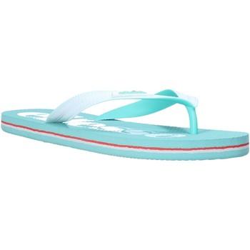 Chaussures Femme Tongs Ellesse OS EL01W70404 Bleu