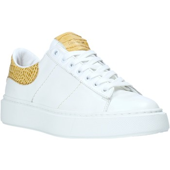 Chaussures Femme Baskets basses Maritan G 210345MG Blanc