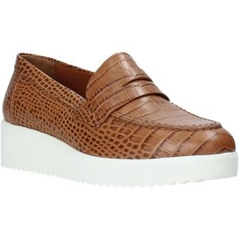 Chaussures Femme Mocassins Maritan G 161407MG Marron