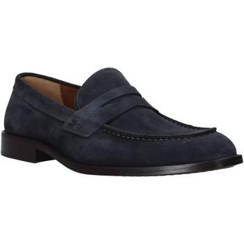 Chaussures Homme Mocassins Carmine D'urso 161432CD Bleu