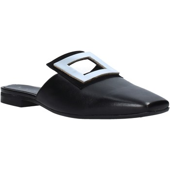 Chaussures Femme Sabots Mally 6886 Noir