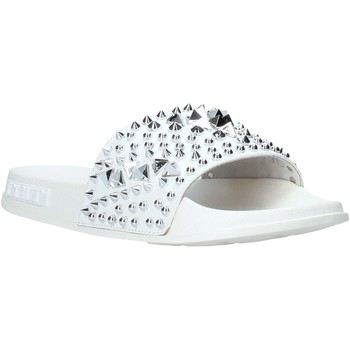 Chaussures Femme Claquettes Cult CLE104415 Blanc