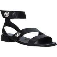 Chaussures Femme Sandales et Nu-pieds Mally 6825 Noir