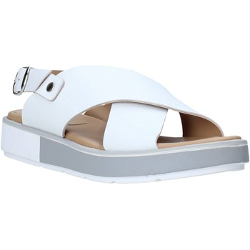 Chaussures Femme Sandales et Nu-pieds Mally 6803 Blanc