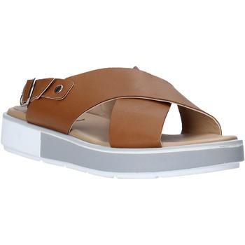 Chaussures Femme Sandales et Nu-pieds Mally 6803 Marron