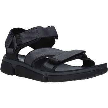 Chaussures Homme Sandales et Nu-pieds Clarks 26139566 Noir
