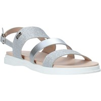 Chaussures Fille Sandales et Nu-pieds Miss Sixty S20-SMS766 Argent