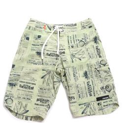 Vêtements Homme Maillots / Shorts de bain Rrd - Roberto Ricci Designs 18328 Vert