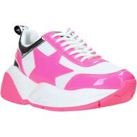 Chaussures Femme Baskets basses Shop Art SA020044 Rose