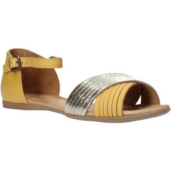 Chaussures Femme Sandales et Nu-pieds Bueno Shoes N0734 Jaune