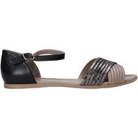 Chaussures Femme Sandales et Nu-pieds Bueno Shoes N0734 Noir