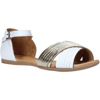 Chaussures Femme Sandales et Nu-pieds Bueno Shoes N0734 Blanc