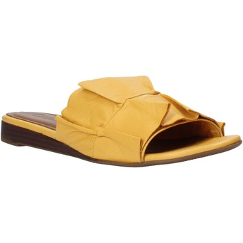 Chaussures Femme Mules Bueno Shoes N1908 Jaune