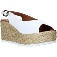 Chaussures Femme Sandales et Nu-pieds Bueno Shoes N3603 Blanc