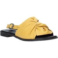 Chaussures Femme Sandales et Nu-pieds Bueno Shoes Q2005 Jaune