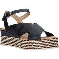 Chaussures Femme Sandales et Nu-pieds Bueno Shoes Q5901 Noir