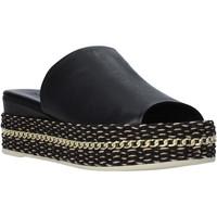 Chaussures Femme Mules Bueno Shoes Q5905 Noir
