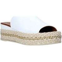 Chaussures Femme Mules Bueno Shoes Q5905 Blanc
