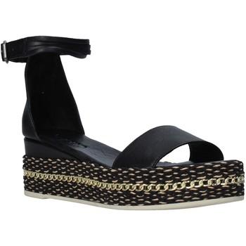 Chaussures Femme Sandales et Nu-pieds Bueno Shoes Q5908 Noir