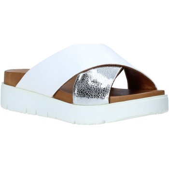 Chaussures Femme Mules Bueno Shoes 9N3408 Blanc