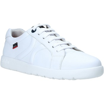 Chaussures Homme Baskets basses CallagHan 43700 Blanc