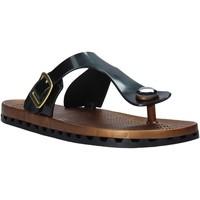 Chaussures Femme Sandales et Nu-pieds Sensi 4050/P Noir