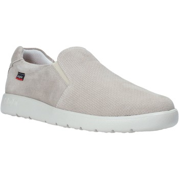 Chaussures Homme Slip ons CallagHan 43701 Gris