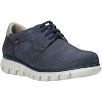 Chaussures Homme Baskets basses CallagHan 12910 Bleu